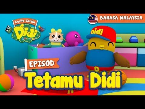 #32 Episod Tetamu Didi | Didi & Friends