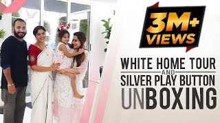 Home Tour & Silver Play Button Unboxing | Rimi Tomy Official