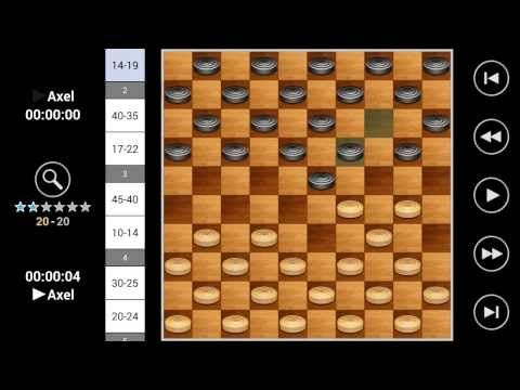 DrCheckers 5.1: International Draughts for professionals