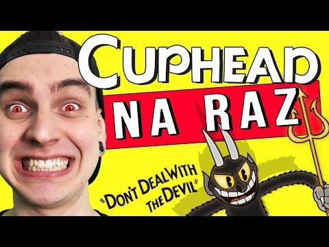 Cuphead - Cała gra NA RAZ