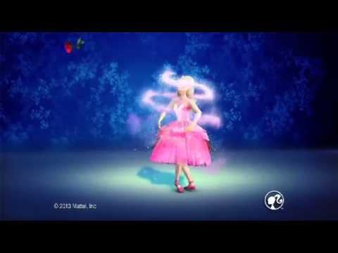 Barbie kristyn ballerine magique youtube - Barbie danseuse magique ...
