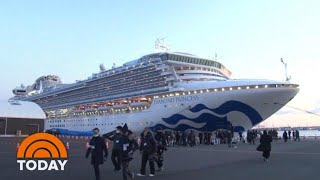135 Coronavirus Cases Confirmed Aboard Quarantined Cruise Ship | TODAY