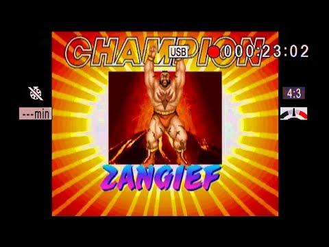 Xザンギエフ - ハイパーストリートファイターII / HYPER STREET FIGHTER II