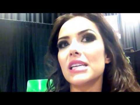 Entrevista com a Miss Terra Brasil - Camila Brant para o blog da Marquesa