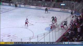Boston University vs. North Dakota Highlights - 11/23/2013