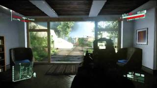 crysis 2 multiplayer demo for xbox 360   gameplay and commentary