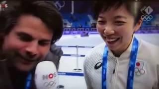 オランダ語でインタビューに答える素晴らしい小平選手!Bravo~Nao Kodaira! thumbnail