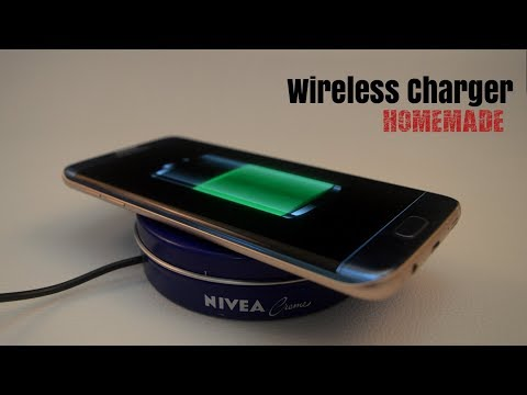 How To Make a Wireless Charger at Home - Easy Way