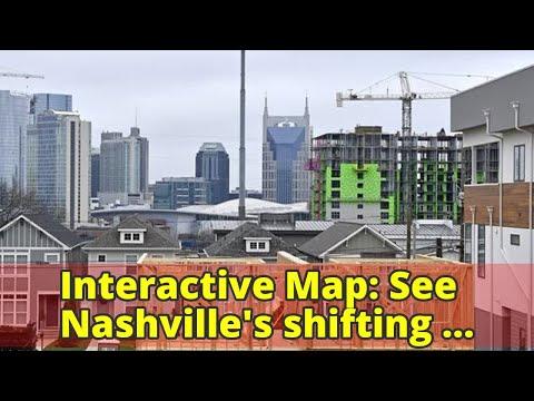 Interactive Map: See Nashville's Shifting Neighborhood Demographics
