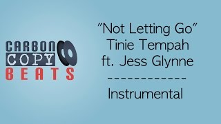 Not Letting Go - Instrumental / Karaoke (In The Style Of Tinie Tempah ft. Jesse Glynne)