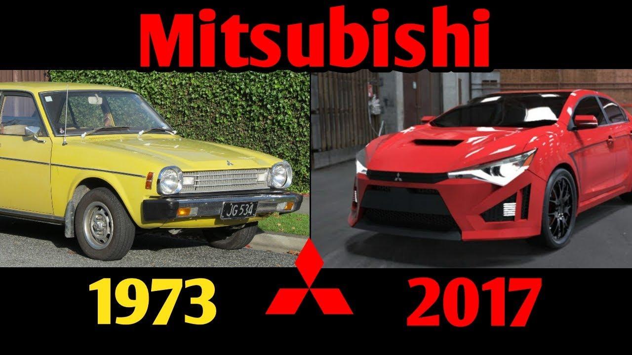 Mitsubishi Lancer Evolution 1973 2017 Youtube