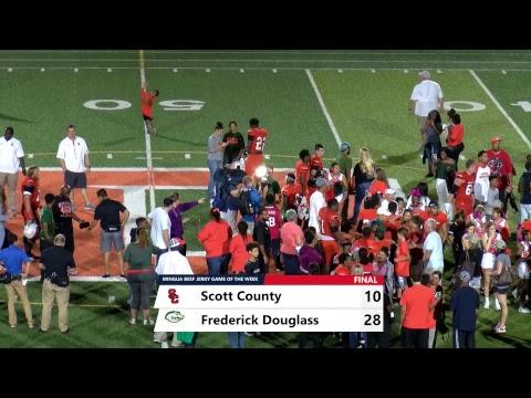 Scott County At Douglass - KHSAA HS Football