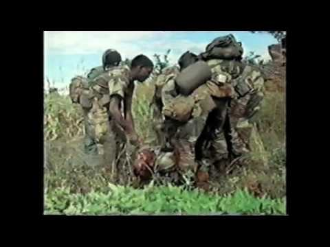 Nick Downie - Rhodesian Bush War 1978