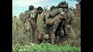 Nick Downie - Rhodesian Bush War 1978