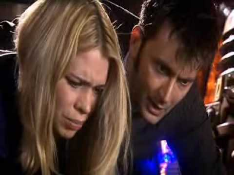 Doctor Who Journeys End Scene 7 - YouTube