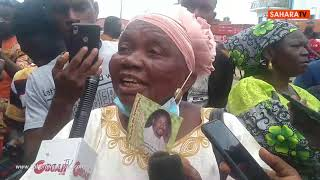 Tears, Disbelief As Nigerians Mourn TB Joshua