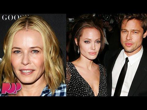 Chelsea Handler Calls Angelina Jolie A 'F**king Lunatic'