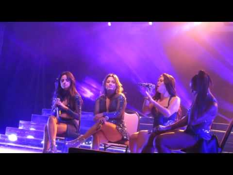Fifth Harmony - Who Are You (Live in New York State Fair)