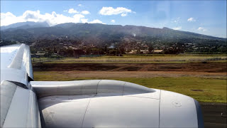Air France 777-200 - Papeete, Tahiti to Los Angeles