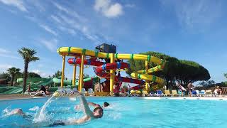 Camping Capfun 4* le Curty's