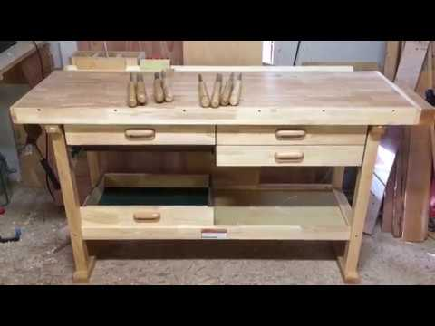 Windsor Design Harbor Freight Workbench Review 2019 Youtube