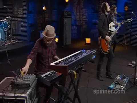 "Silversun Pickups - ""The Royal We"" live on AOL"