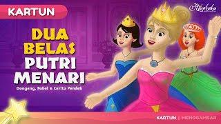 Video Dua Belas Putri Menari - Kartun Anak Cerita2 Dongeng Anak Bahasa Indonesia - Cerita Untuk Anak Anak download MP3, 3GP, MP4, WEBM, AVI, FLV Agustus 2018