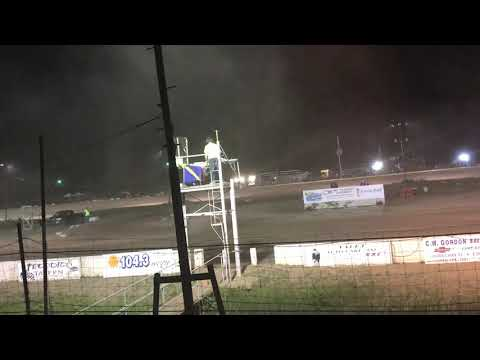 Mt  Pleasant Speedway Modified Feature 6/22/2018