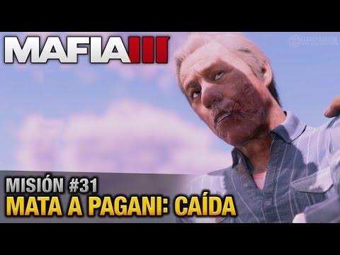 Mafia 3 PC - Misión #31 - Mata a Pagani: Caída (Español / Sin Comentario - 1080p 60fps)