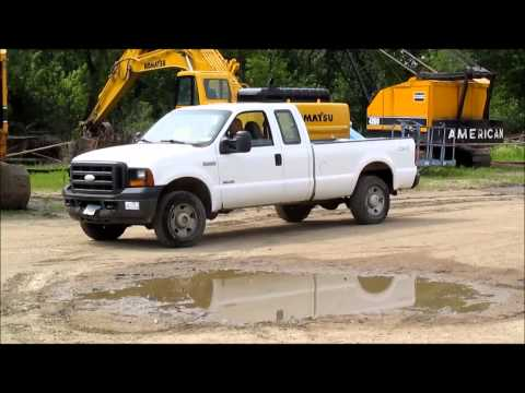 2007 Ford F250 Super Duty XL SuperCab pickup for sale | sold at auction July 29, 2015