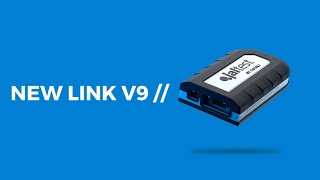 NEW LINK V9! LIGHTER, FASTER, BETTER.