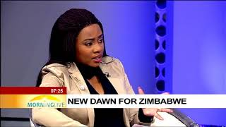 Corruption is in the DNA of ZANU-PF, it was not just Mugabe: Blessing Vava