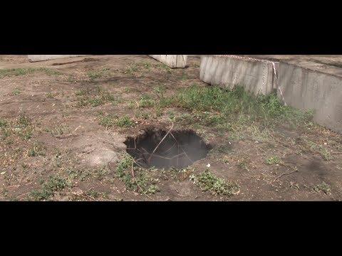 За жизнь пенсионерки, упавшей в яму с кипятком в Бийске, борются врачи