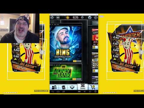 Year of the DOG PACK Opening!! Woof Woof!! WWE Supercard