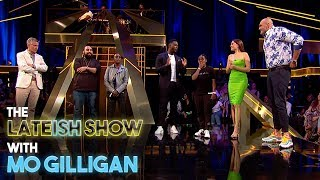 The Coogie Boogie Battle | The Lateish Show With Mo Gilligan