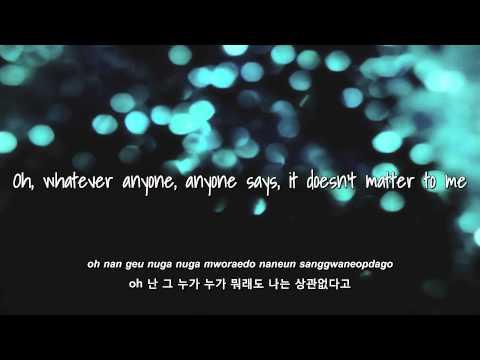 Super Junior 너라고 Its You lyrics Eng  Rom  Han