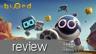 Biped PS4 Review - Noisy Pixel
