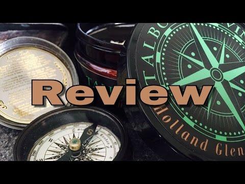 Review - Talbot Shaving Holland Glen
