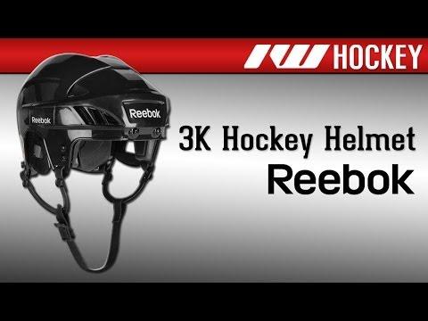 Reebok 3K Hockey Helmet Review