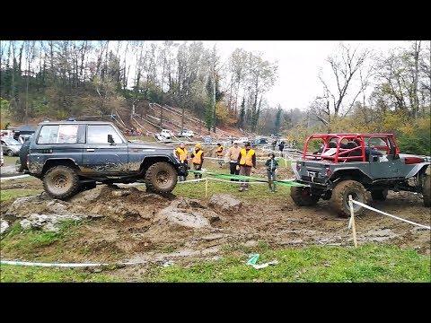 2017 Varese 4x4 Beer & Mud Fest raduno fuoristrada