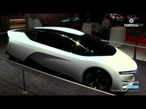 Le Garage S01E13 : Spécial Salon de l'auto 2014 depuis Genève