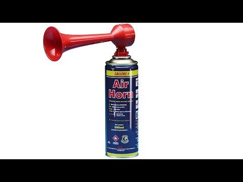 10 Hour Air Horn
