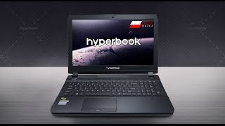 HYPERBOOK SL501 prezentacja modelu
