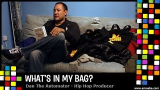 Dan The Automator - What's In My Bag?
