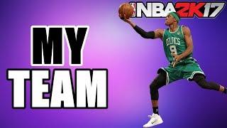 DIAMOND RAJON RONDO HYPE | NBA 2K17