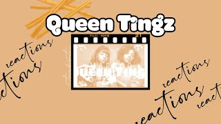 Masego- Queen Tings ft. Tiffany Gouché (Official Music Video) | *REACTION* | #QueenTings #Melanin