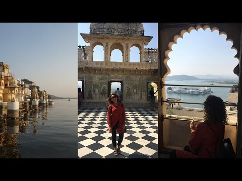 Can't Believe This Is India: Udaipur At It's Finest! Travel Vlog 14