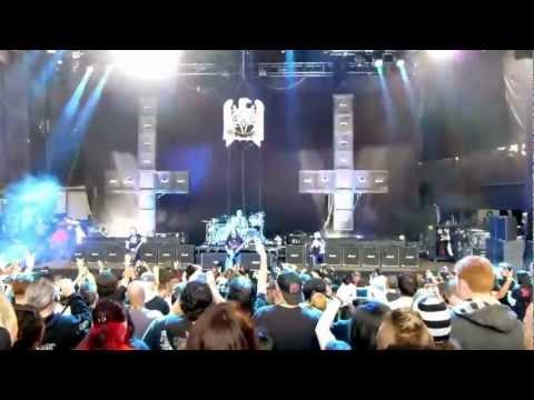 SLAYER - GOD HATES US ALL - ROCKSTAR MAYHEM FESTIVAL 2012 - SHORELINE MOUNTAIN VIEW CALIFORNIA 1080P