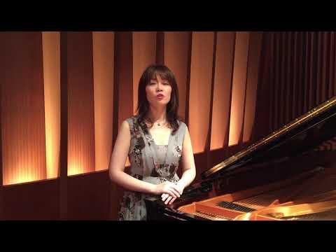 上野優子ビデオメッセージ