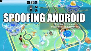 How To Spoof Android Guide June 2019